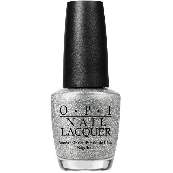 champagne for breakfast - opi - nail polish