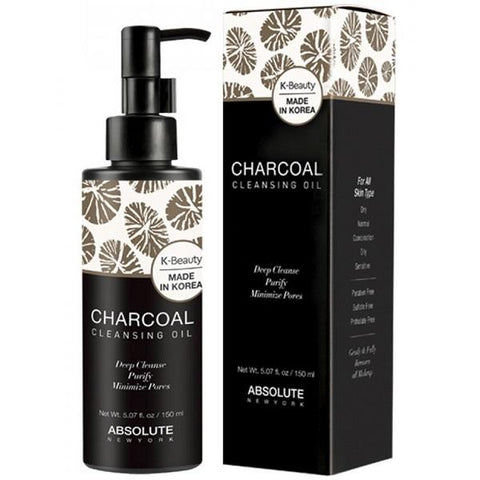 The Crème Shop 2-in-1 Foam Cleanser: Charcoal + Volcanic Ash