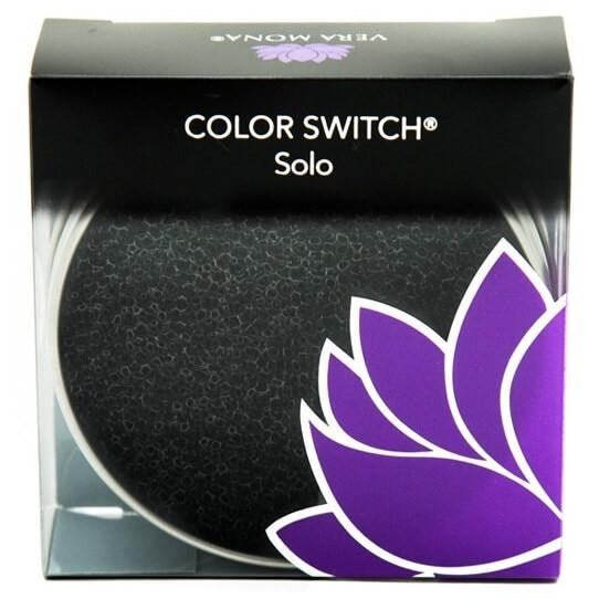 color switch solor - vera mona - eyeshadow brush cleaner