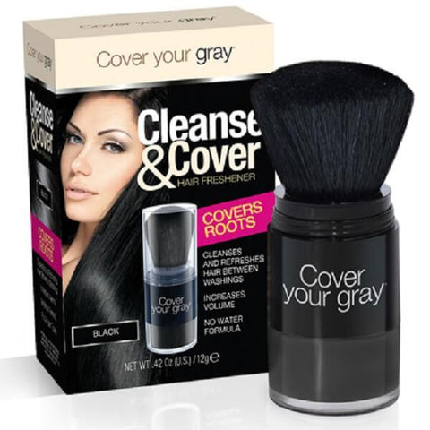 Cover Your Gray Total Brow Eyebrow Sealer And Color