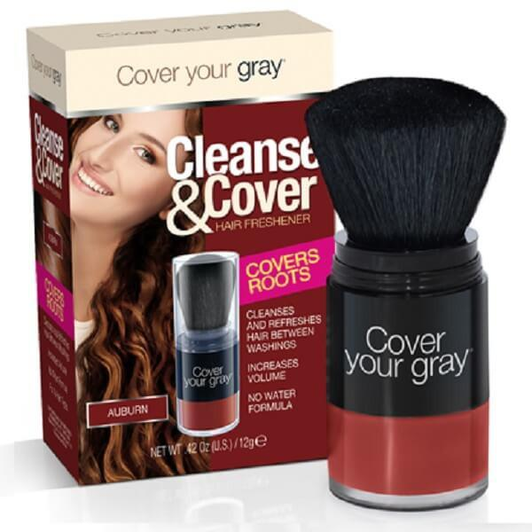 Cleanse & Cover Tinted Dry Shampoo by Cover Your Gray | HB