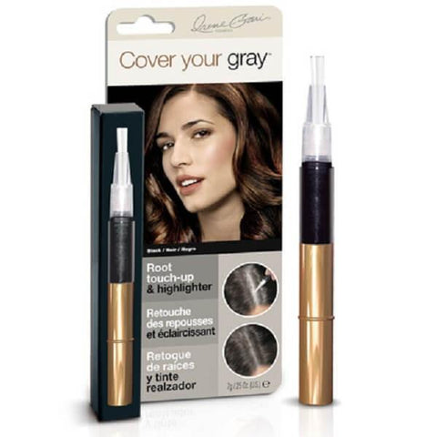 Cover Your Gray Fill-In Powder - Compact & Brush Applicator