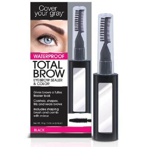 Cover Your Gray Waterproof Root Touch-Up - Sponge Tip Applicator