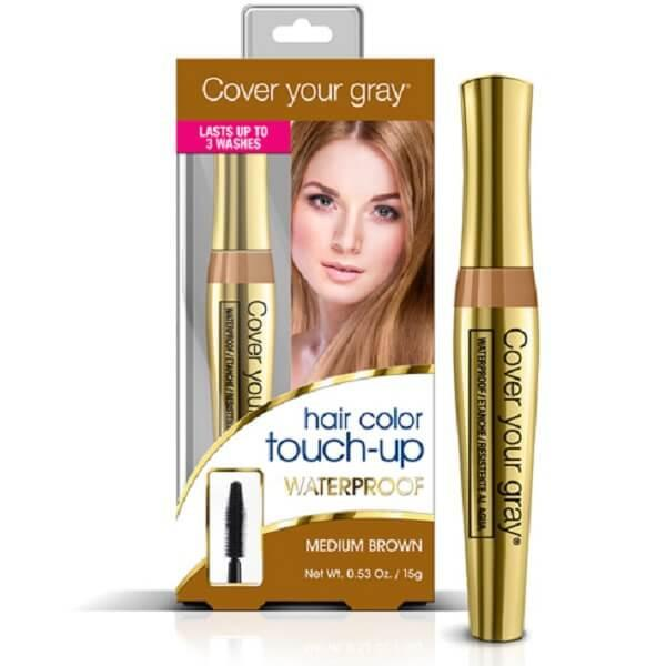 Waterproof Brush In Mascara Tip By Cover Your Gray Hb Beauty Bar