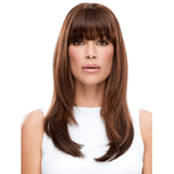 easifringe human hair clip in bangs - easihair - extensions