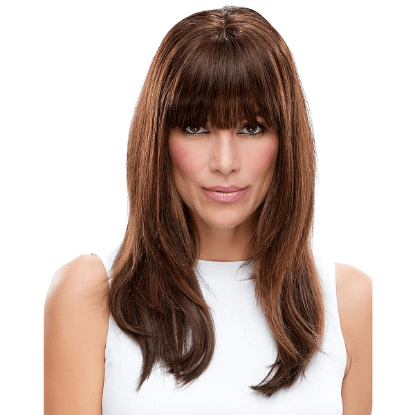easifringe human hair clip in bangs - easihair - extensions 3