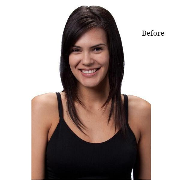 "easixtend hd8 16"" - easihair - hair extensions 3"