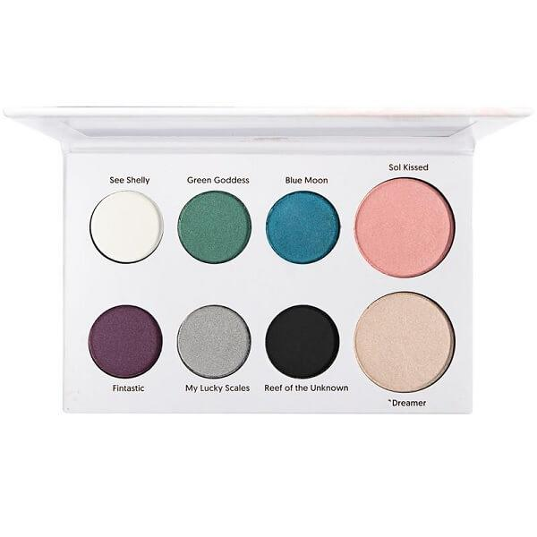 Ella Mila Mermaid Goddess Makeup Palette