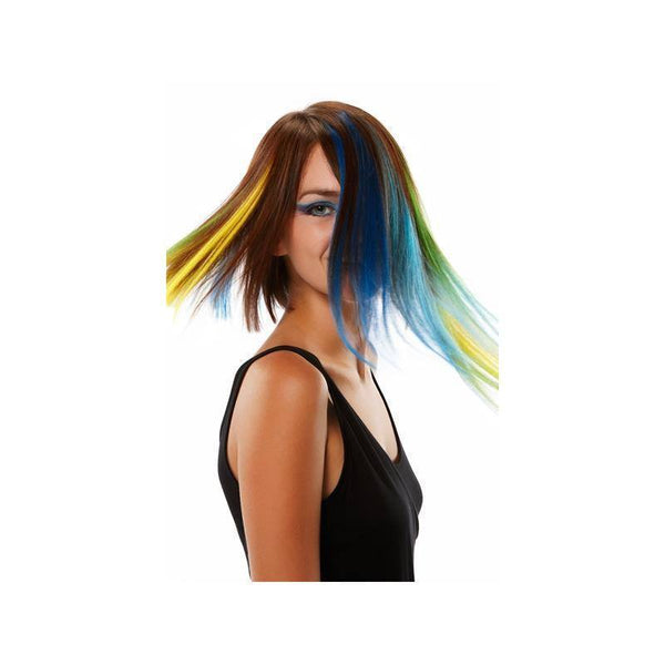 easilites clip in color hair extensions - easihair - extensions