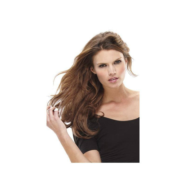 easixtend hd5 16 inch wavy, 5 pieces clip in hair extensions - easihair - extensions