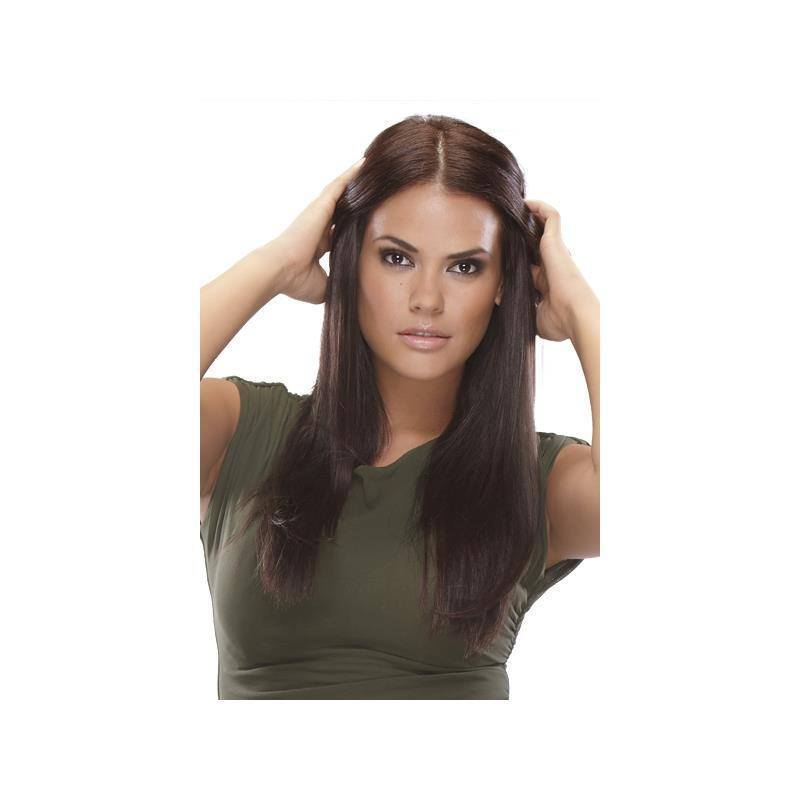 "easixtend hd8 16"" (straight, 8 pieces) - easihair - extensions"