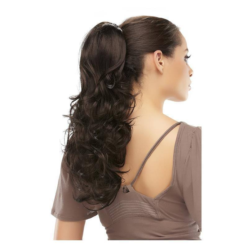 foxy ponytail - easihair - extensions