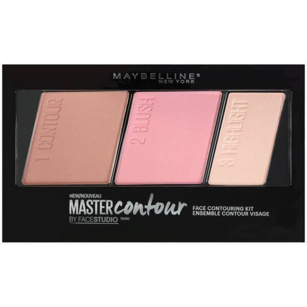 Facestudio Master Contour Face Contouring Kit By Maybelline