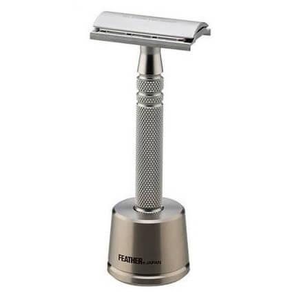 feather-as-d2s-all-stainless-steel-double-edge-razor-with-stand-f1-25-902a