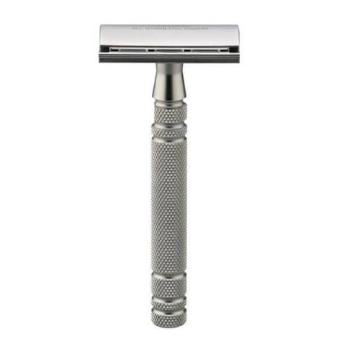 Feather AS-D2S Double Edge Razor W/ Stainless Steel Stand