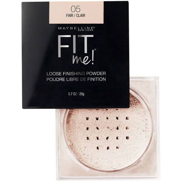 Fit Me Loose Finishing Powder By Maybelline