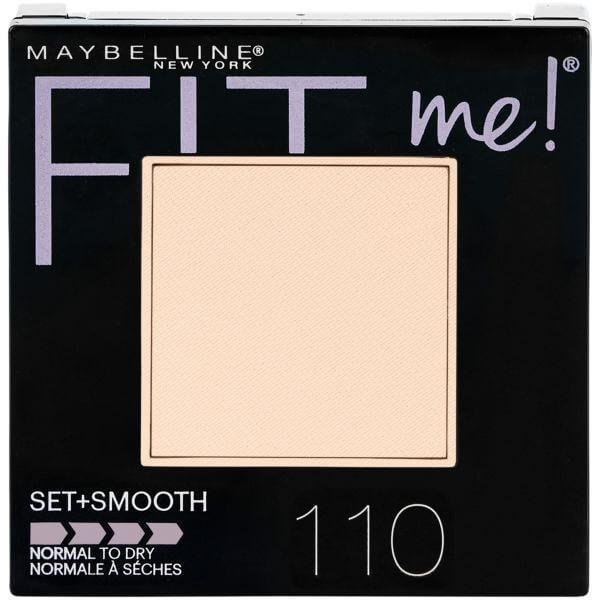 Fit Me Set Smooth Powder By Maybelline
