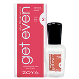 get even ridge filler base coat - zoya - base coat