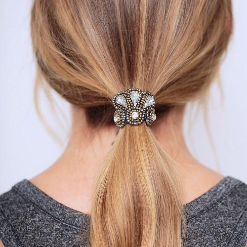 mulholland hair elastic - tassel - hair