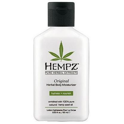 hempz mini original herbal moisturizer - hempz - body moisturizer