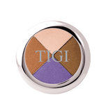 high density eyeshadow quads - tigi - eyemakeup