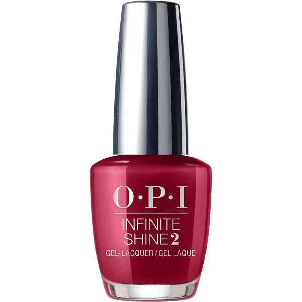 I'm Not Really A Waitress - opi infinite shine - nail lacquer