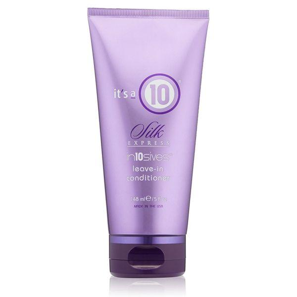 It's A 10 Silk Express Miracle Silk In10Sives Leave In Conditioner