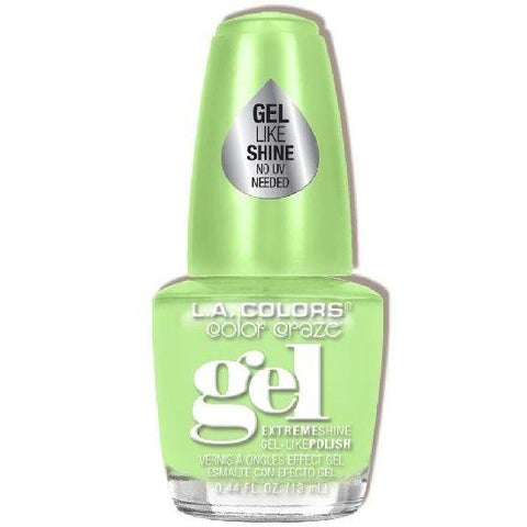 LA Colors Girl Talk Creamy Neon Gel Polish