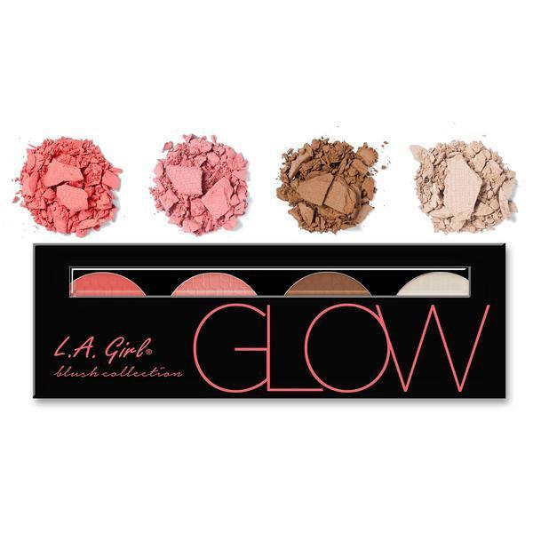 LA Girl Beauty Brick Blush Collection