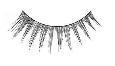 106 black lashes - ardell - lashes