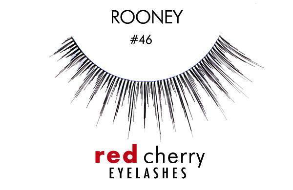 46 - rooney - red cherry lashes - lashes