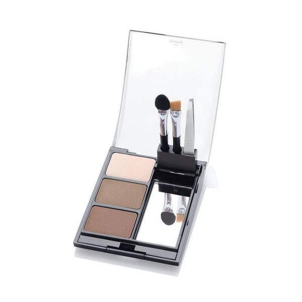 brow powder pallet light - ardell - lashes