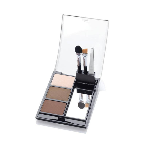 brow powder pallet medium - ardell - lashes