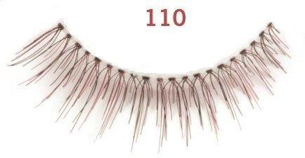 color impact lashes 110 wine - ardell - lashes