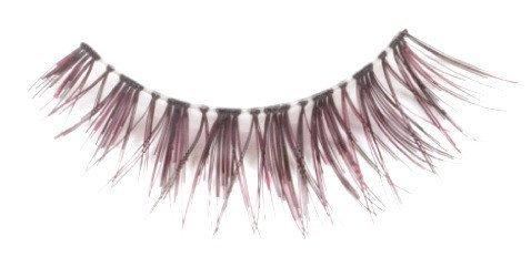 color impact lashes demi wispies wine - ardell - lashes