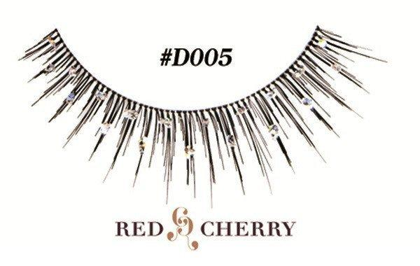 d005 - red cherry lashes - lashes