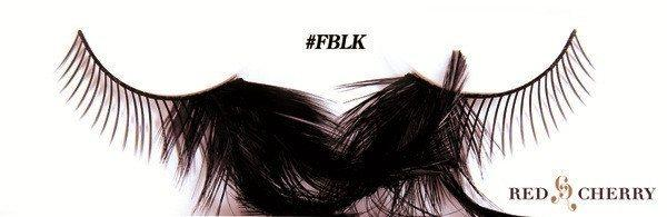 fblk - red cherry lashes - lashes