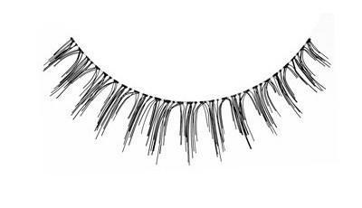 invisiband lashes luckies black - ardell - lashes