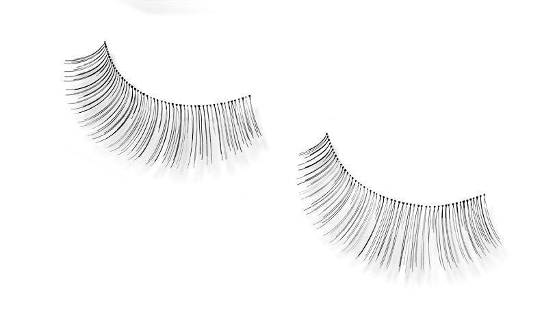 modlash strip lash 52 black - andrea - lashes