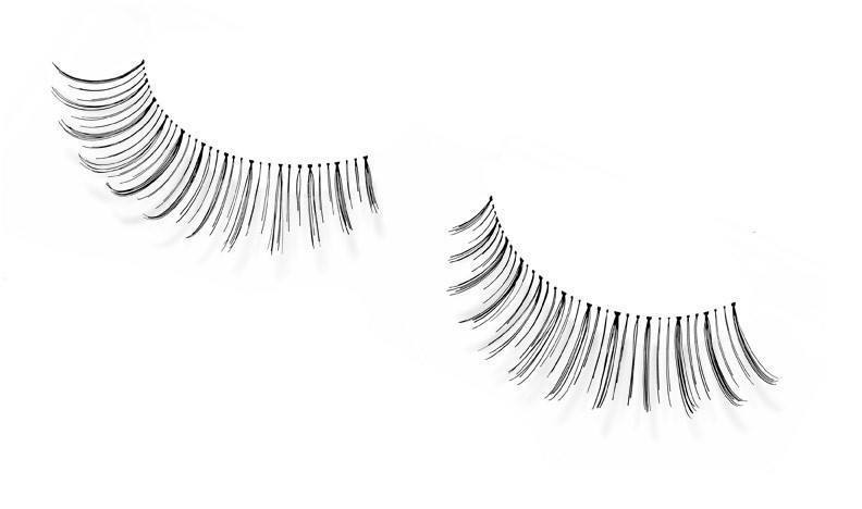 modlash strip lash 62 black - andrea - lashes