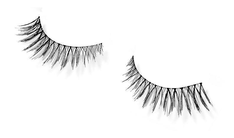 modlash strip lash 80 black - andrea - lashes
