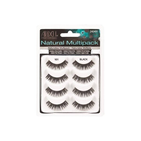 multipack lashes 101 - ardell - lashes