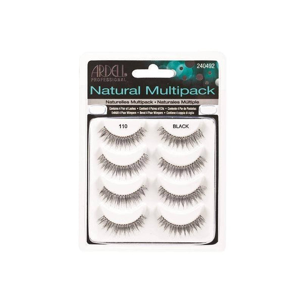 multipack lashes 110 - ardell - lashes