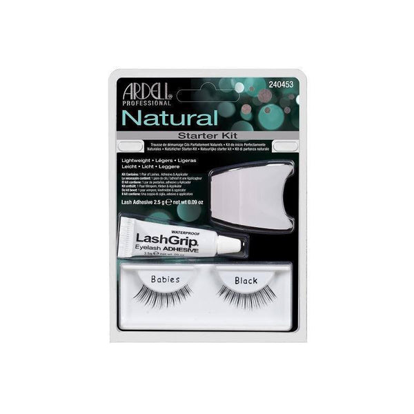 natural babies starter kit - ardell - lashes