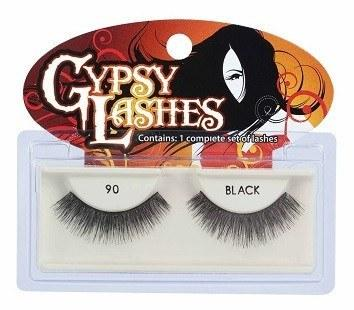 strip lash 90 - gypsy - lashes
