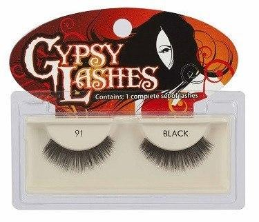 strip lash 91 - gypsy - lashes