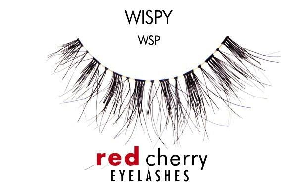 wsp - wispy - red cherry lashes - lashes