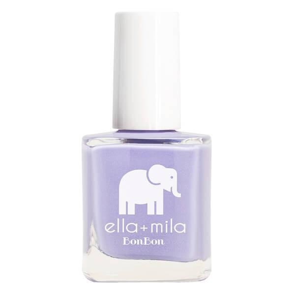 late night tart  - ella+mila - nail polish