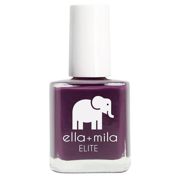 little plum dress  - ella+mila - nail polish