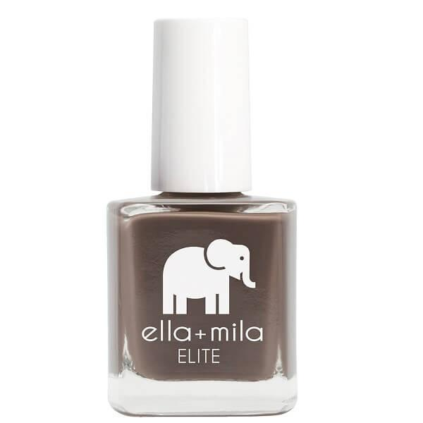 london fog  - ella+mila - nail polish